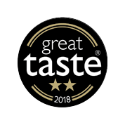 Great Taste Awards 2018 - 2 Star